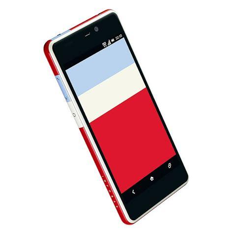 designart qualcomm video infobar a02 smartphone by naoto fukasawa moco loco