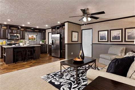 Modular Homes Interior Interior Clayton Mobile Homes Clayton Homes Covington Photo Gallery Living Smart 1736