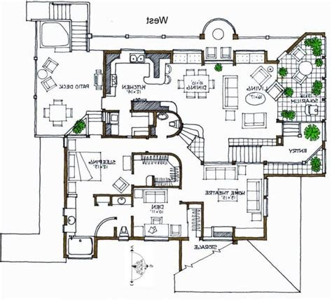 modern home floorplans contemporary house plan alp 07xr chatham design group