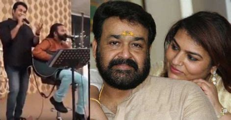 Wedding Anniversary Songs Malayalam by A Song By Mohanlal For Suchitra On Their Wedding