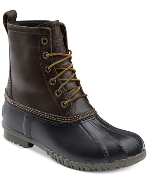 macy s duck boots g h bass co s dixon duck boots all s shoes