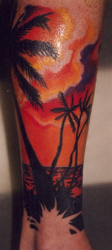 beach scene tattoo designs 60 awesome tattoos nenuno creative
