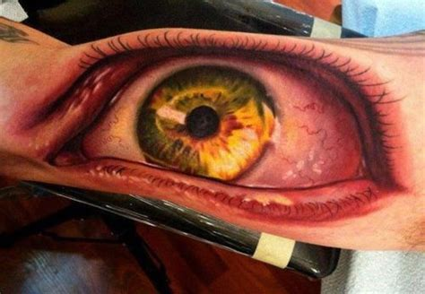 tattoo 3d eye top 15 3d tattoo designs for men and women amazing