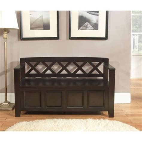 foyer bench seat hall storage bench entryway wooden shoe storage cushion