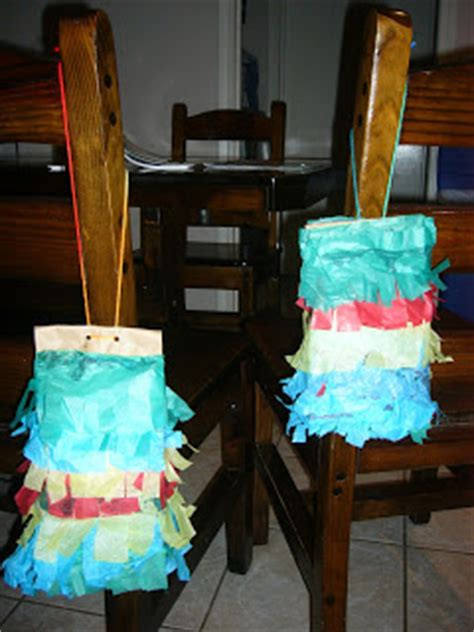 How To Make A Paper Bag Pinata - did you did you how to make a paper bag mini