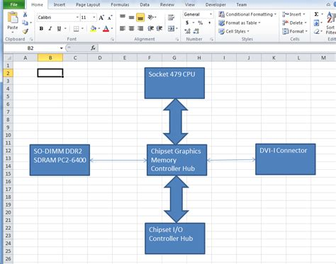 how to do a diagram in word how do i create block diagrams in microsoft office without