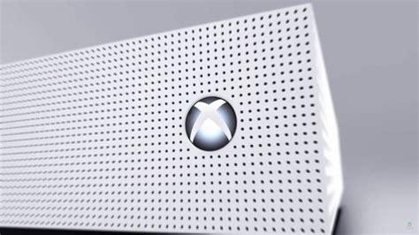 microsoft svela la nuova console xbox one x xbox one s all digital un leak svela la nuova console