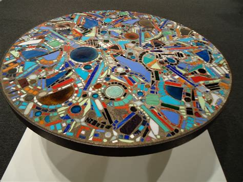 mosaic table top kit 1000 ideas about mosaic table tops on mosaics