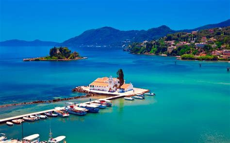 best place in corfu corfu with the best hotels towns and beaches