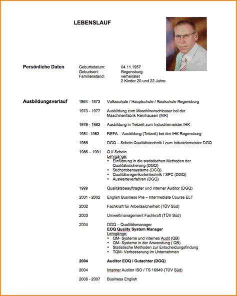 Tabellarischer Lebenslauf Muster Kostenlos by 7 Lebenslauf Sch 252 Ler Muster Savoir Faire Aquitaine
