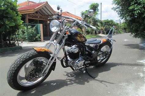 Modifikasi Motor Model Sepeda by 20 Macam Jenis Modifikasi Pada Sepeda Motor Modifikasi
