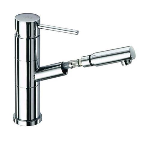 rubinetto estraibile simply miscelatore monocomando per lavabo con doccia