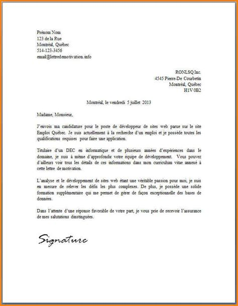 Exemple De Lettre De Motivation ã Tudiant Supermarchã Modele Lettre De Motivation Exemples De Lettres De Motivation Jaoloron