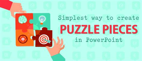 The Simplest Way To Create Puzzle Pieces In Powerpoint The Slideteam Blog How To Create A Jigsaw Puzzle In Powerpoint