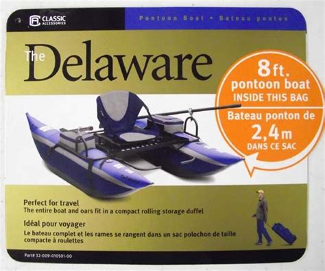 boat auctions delaware delaware 8ft pontoon boat like new conditon