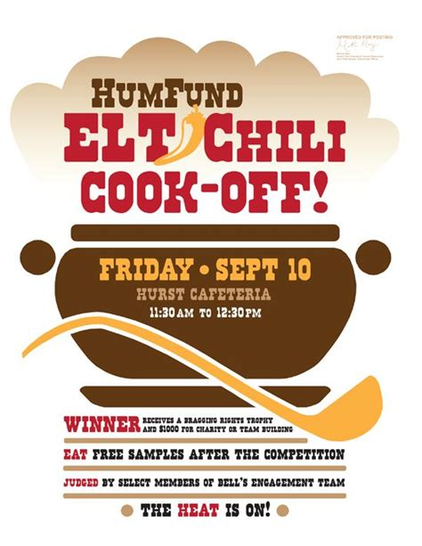 chili cook template free 8 best chili cookoff posters images on chili