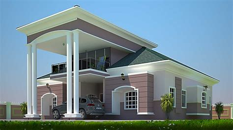 ghana home plans house plans ghana fatak 4 bedroom house plan in ghana