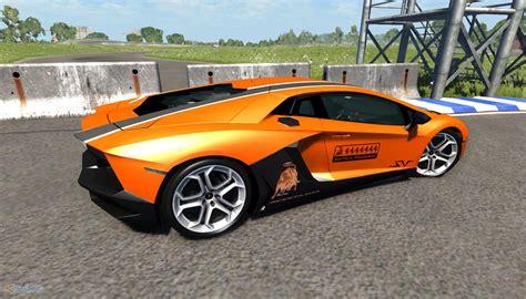 lamborghini for lamborghini aventador for beamng drive