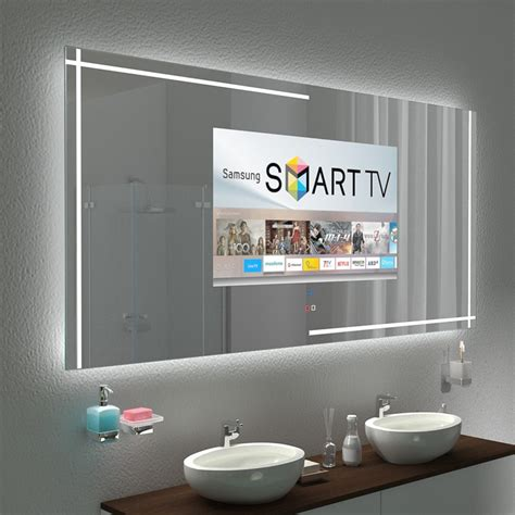 pechina badspiegel mit tv kaufen spiegel