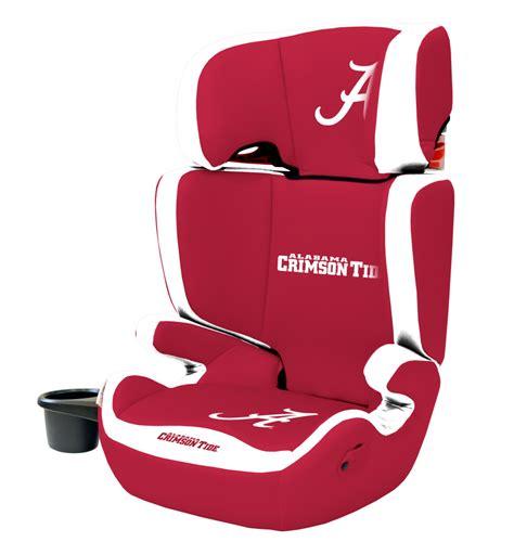 alabama seat belt alabama crimson tide 2 in 1 booster car seat lil fan