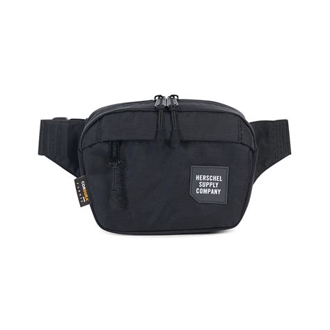 Herschel Supply Hip Back Small herschel supply tour hip pack small black highlights