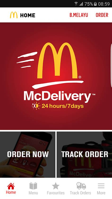 Play Store Order Number Mcdelivery Malaysia Android Apps On Play