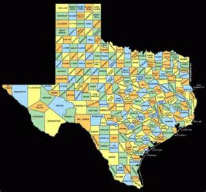 county map mappery