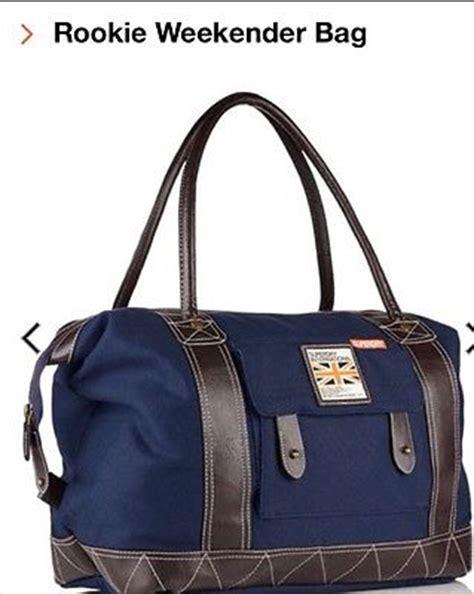 Tas Superdry Rookie Weekender Bag superdry rookie weekend bag clothes shack