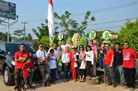 touring kuliner  serang ala klub pajero indonesia