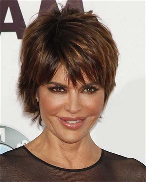lisa rinna hair stylist 1000 ideas about short shag on pinterest shag