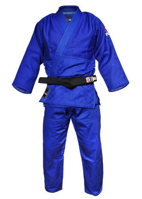 Mr Cotton Authentic Not Muji Cotton Fuji Cotton Cotton Bacon Atomix fuji weave judo gi blue 3 5 apparel accessories clothing uniforms sports