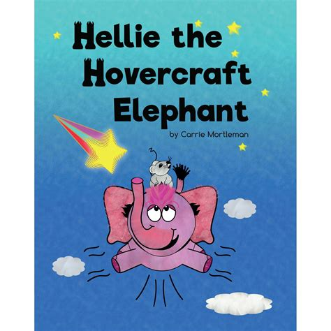 libro the elephant in my editorial la vocal de lis hellie the hovercraft elephant