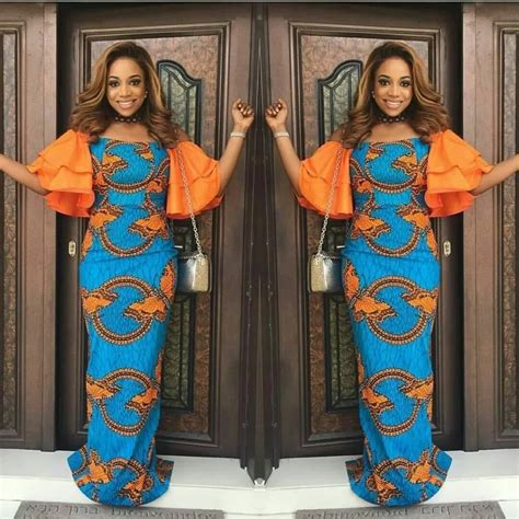 lovely and recent ankara styles bellanaija top bella naija ankara styles in 2017 onlinenigeria com
