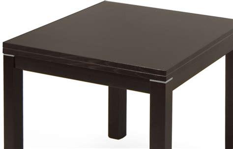 tavolo quadrato allungabile legno tavolo quadrato allungabile o ribaltabile in legno vendita