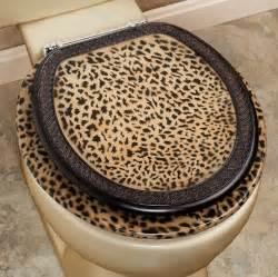 Cheetah Print Bathroom » New Home Design