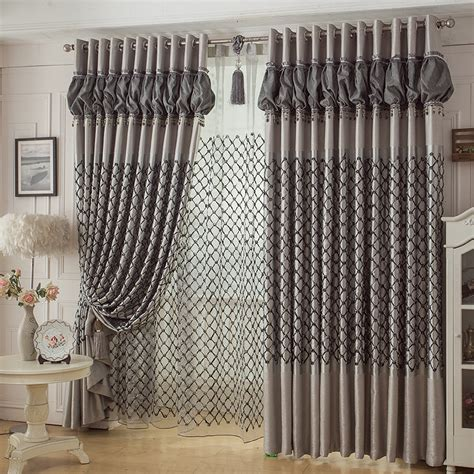 Decorative Curtains Decor Shop Popular Window Curtain From China Aliexpress