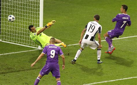 ronaldo 2 goals vs juventus real madrid to define firms its st on chions league the new york times