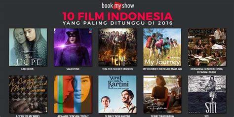 film up versi indonesia ini 10 film indonesia paling ditunggu versi bookmyshow