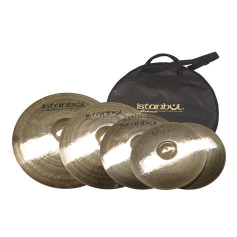 Cymbal Istanbul istanbul samatya cymbal set sa set1 18 14hh 16 18c 20r bag