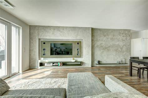Do It Yourself Ideen 4877 by Carraraputz Wand Mit Tv K 246 Ln S 252 Lz