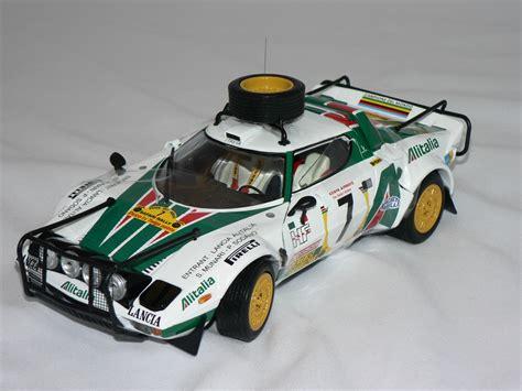 lada munari gl modellbilar ab lancia stratos hf rally 3rd safari