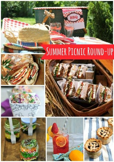 summer picnic foods some great picnic recipes here