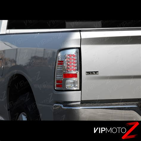 2014 ram 1500 led tail lights dodge ram 1500 2500 3500 euro chrome led brake ls tail
