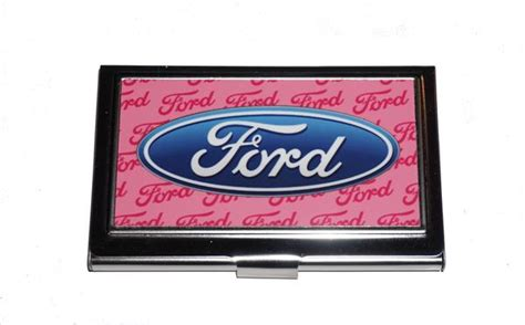 Ford Business Card Holder
