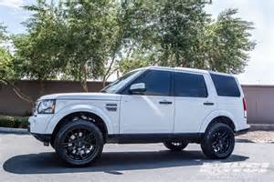 2012 land rover lr4 with 20 quot giovanna shaki in black