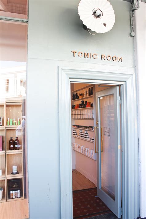 tonic room tonic room made from scratch