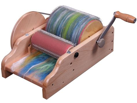 drum carder pattern drum carder instructions pacific wool and fiber
