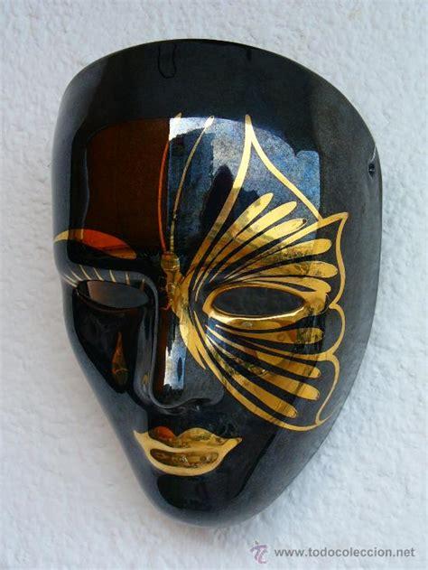 imagenes de antifas es de yeso mascaras de yeso decoradas con mariposas imagui