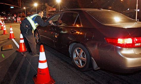 Dui Arrest Records Arizona Number Of Arizona Weekend Dui Arrests Doubled This Year