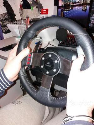 volante logitech g27 usato simulatore guida per ps3 e pc sedile volante posot class